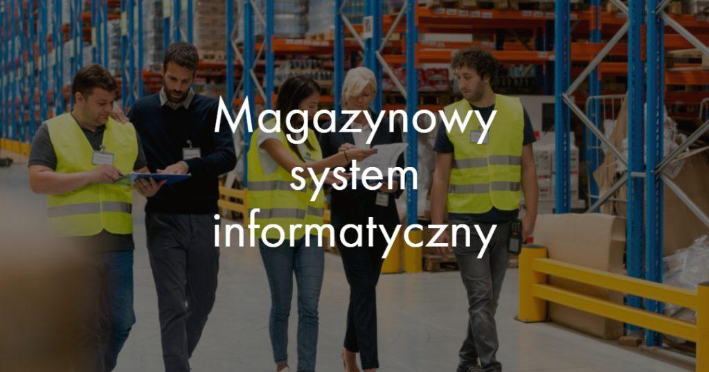 Magazynowy system informatyczny