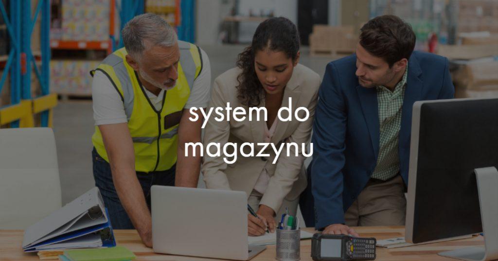 system do magazynu