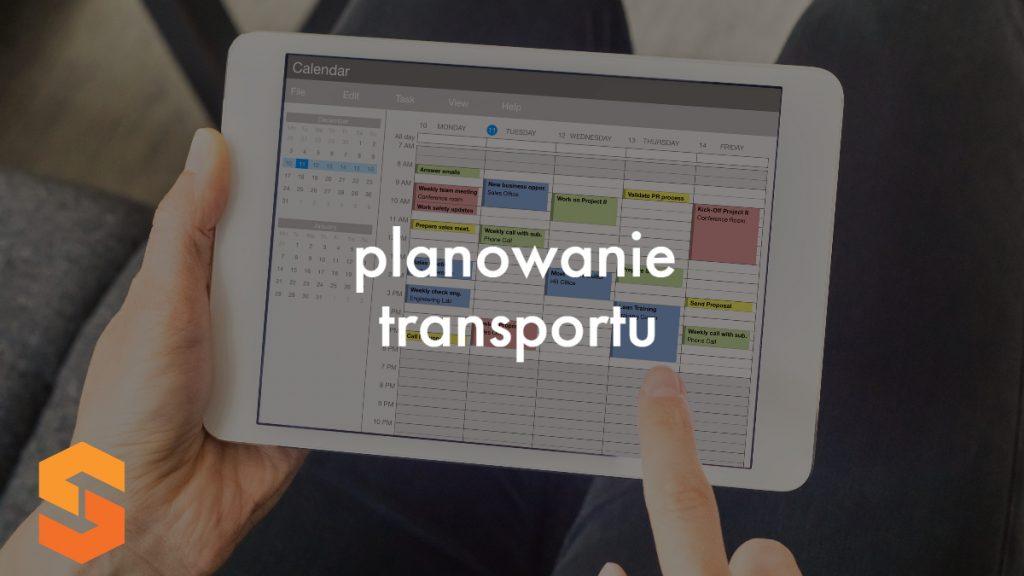 planowanie transportu