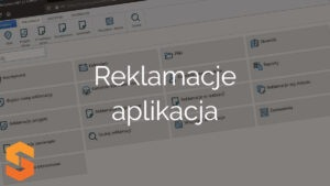 Reklamacje aplikacja